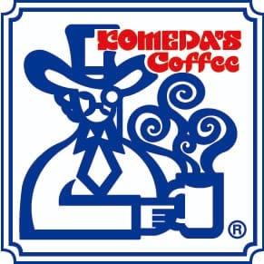 コメダ珈琲のロゴ